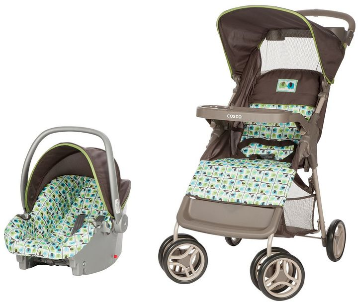 Cosco Cosco Lift & Stroll Travel System