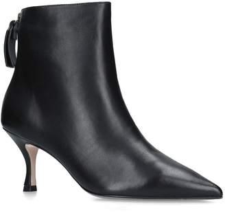 Stuart Weitzman Leather Juniper Boots 70