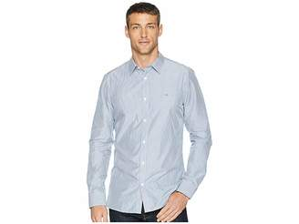 Calvin Klein The Extra-Fine Cotton Shirt
