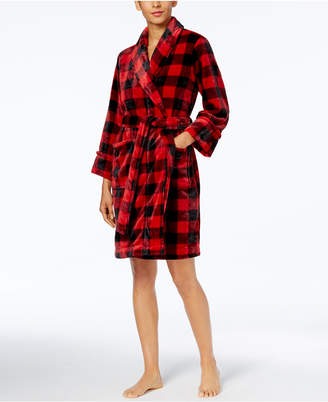 Charter Club Printed Robe, Created for Macy's