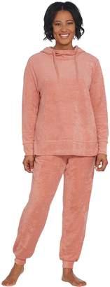 Anybody AnyBody Loungerwear Baby Terry Hooded Sweatshirt