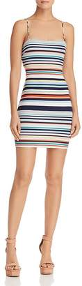 Sunset + Spring Striped Mini Dress - 100% Exclusive