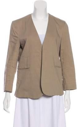 3e533f3a6e Theory Linen Jacket - ShopStyle