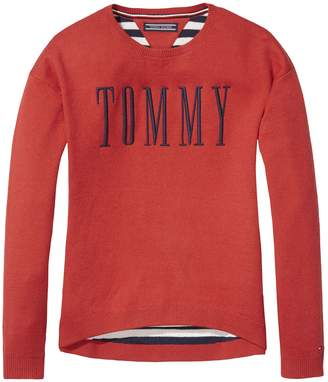 Tommy Hilfiger TH Kids Tommy Sweater