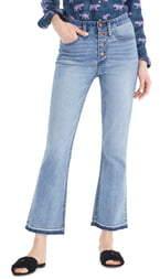 J.Crew Demi-Boot Crop jeans