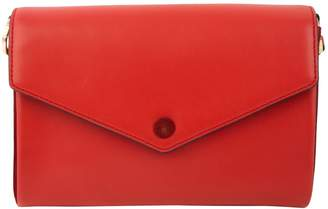 Sandro Red Leather Handbag