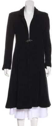 Chanel Paris-Salzburg Wool Coat