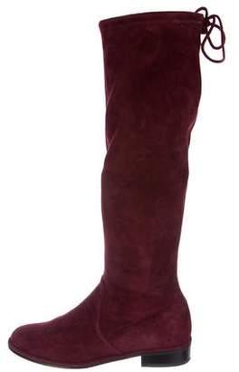 Stuart Weitzman Lowland Over-The-Knee Boots