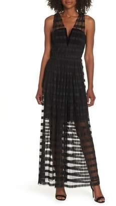 Adelyn Rae Charity Maxi Dress