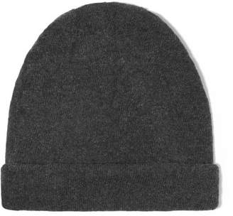 Majestic Filatures Cashmere Beanie - Gray