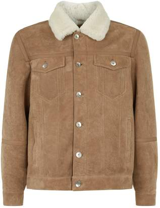 Brunello Cucinelli Shearling Jacket