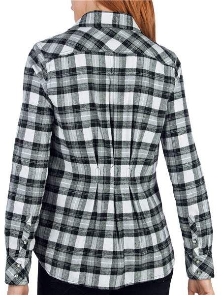 True Grit Dylan by Harley Work Shirt - Flannel, Long Sleeve (For Women)