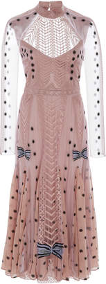 Temperley London Storm Midi Dress