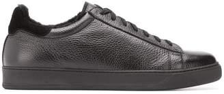 Henderson Baracco Alec contrast heel counter sneakers