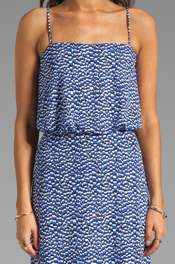 Susana Monaco Mia 42' Maxi Dress