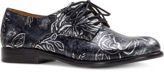 Patricia Nash Silvio Lace-Up Oxfords Women Shoes