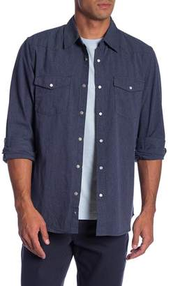 Joe Fresh Denim Western Standard Fit Shirt
