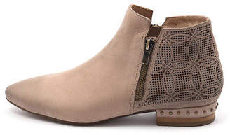 Django & Juliette New Verona Latte Leather Latte Womens Shoes Casual Boots Ankle