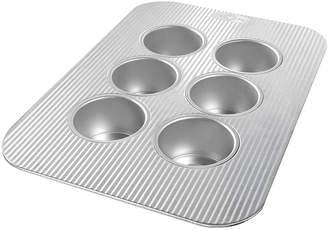 JCPenney USA PAN USA PanTM 6-Cup Mini-Cheesecake Baking Pan