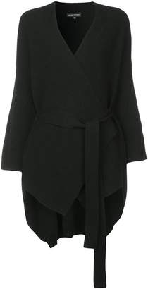 Narciso Rodriguez wrap front cardigan