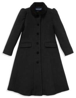 Ralph Lauren Little Girl's& Girl's Princess Coat