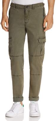 Michael Bastian Garment Dyed Twill Regular Fit Cargo Pants