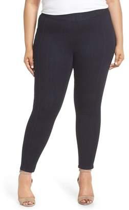 Sejour Denim Leggings (Plus Size)