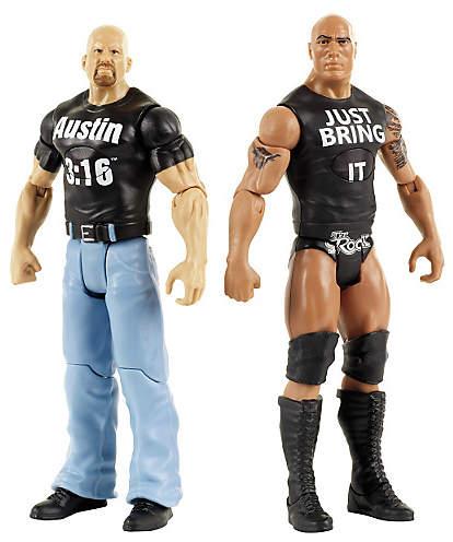 WWE Tough Talkers Match Pack Assortment
