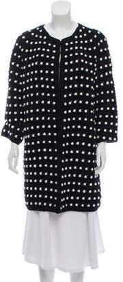 Lela Rose Wool Blend Jacket