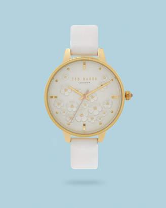 Ted Baker KANITA te50005022 floral dial watch