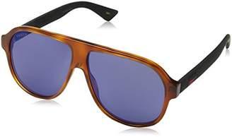 Gucci Men's GG0009S Sunglasses