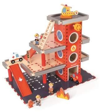 Janod Fire Station Play Set