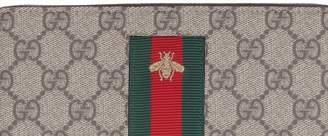 Gucci Gg Supreme Fabric Wallet