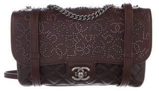 Chanel Paris-Dallas Texan Bag Brown Paris-Dallas Texan Bag