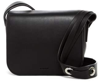 AllSaints Ikuya Leather Crossbody Bag