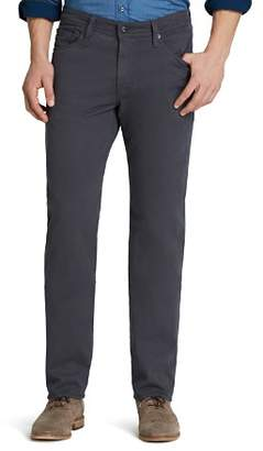 AG Jeans Graduate New Tapered Slim Straight Fit Jeans in Cellar Gray