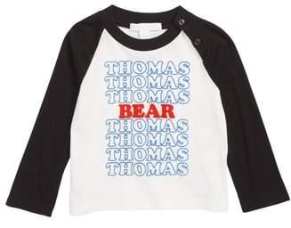 Burberry Thomas Bear Raglan Shirt