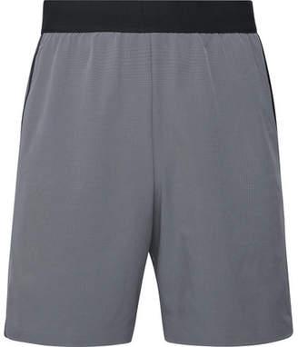 Training Flex Tech Pack Wide-Leg Stretch-Shell Shorts