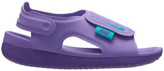 896ebd513da8a3 Nike Little Kid Big Kid Girls Sunray Adjust 5 Strap Sandals