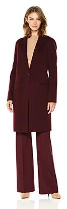 Theory Women's Essential Coat Df Outerwear