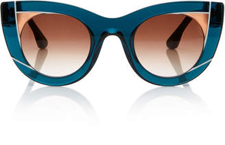 Thierry Lasry Wavvvy Cat Eye Acetate Sunglasses