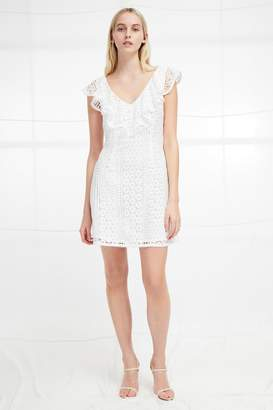 French Connection Massey Lace Sleeveless Dress