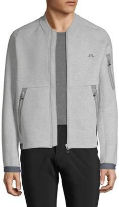 J. Lindeberg Active Men's M Athletic Tech Sweat Jacket