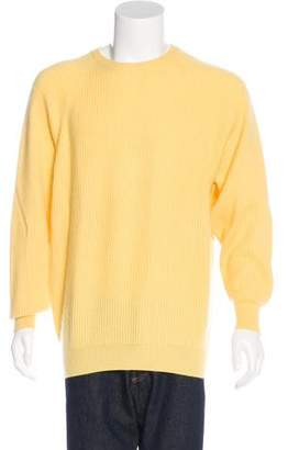 Brunello Cucinelli Cashmere Crew Neck Sweater