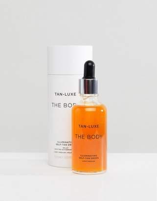 Tan Luxe The Body Illuminating Self-Tan Drops Light/Medium 50ml