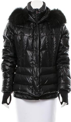 MonclerMoncler Grenoble Bever Coat