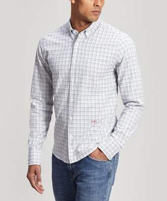 Small Check Pocket Shirt