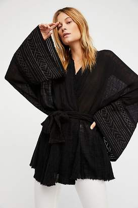 The Endless Summer Fp One FP One Tie Wrap Kimono