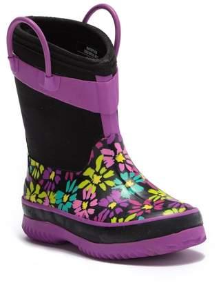 Western Chief Daisy Shower Waterproof Rain Boot (Toddler & Little Kid)