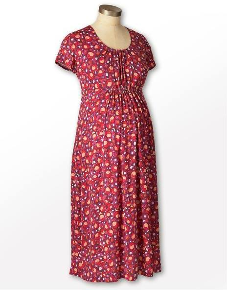 Boden Maternity Breezy Jersey Dress
